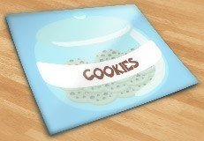 Stickers pour enfants: Cookie jar  5