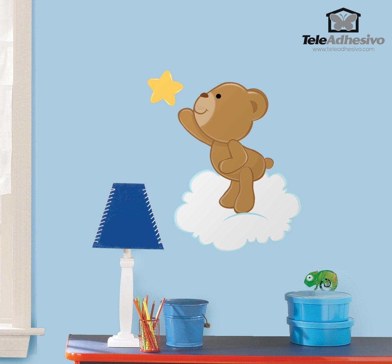 Stickers pour enfants: Tourner à attraper une étoile filante