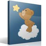 Stickers pour enfants: Tourner à attraper une étoile filante 4