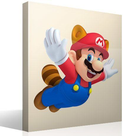 Stickers pour enfants: Super Mario Bross 3