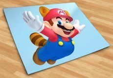 Stickers pour enfants: Super Mario Bross 3 5