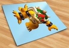 Stickers pour enfants: Bowser 5
