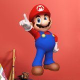 Stickers pour enfants: Mario Bros 3 3