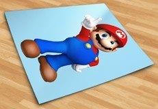 Stickers pour enfants: Mario Bros 3 5