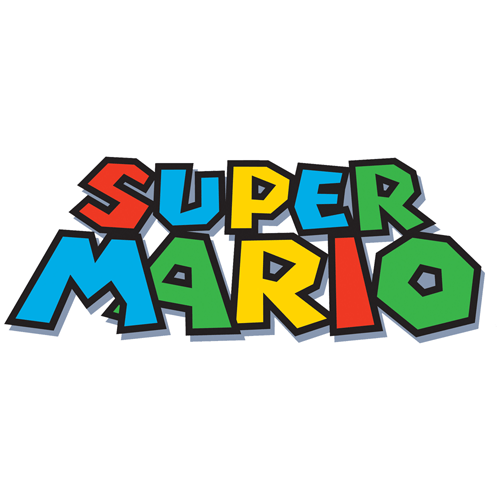 Stickers pour enfants: Super Mario Game