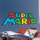 Stickers pour enfants: Super Mario Game 3