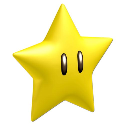 Stickers pour enfants: star