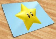 Stickers pour enfants: star 5