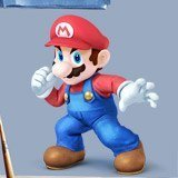 Stickers pour enfants: Super Mario poing 3