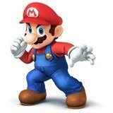 Stickers pour enfants: Super Mario poing 6