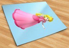 Stickers pour enfants: Princess Peach 2 5