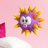 Stickers pour enfants: Erincho 3