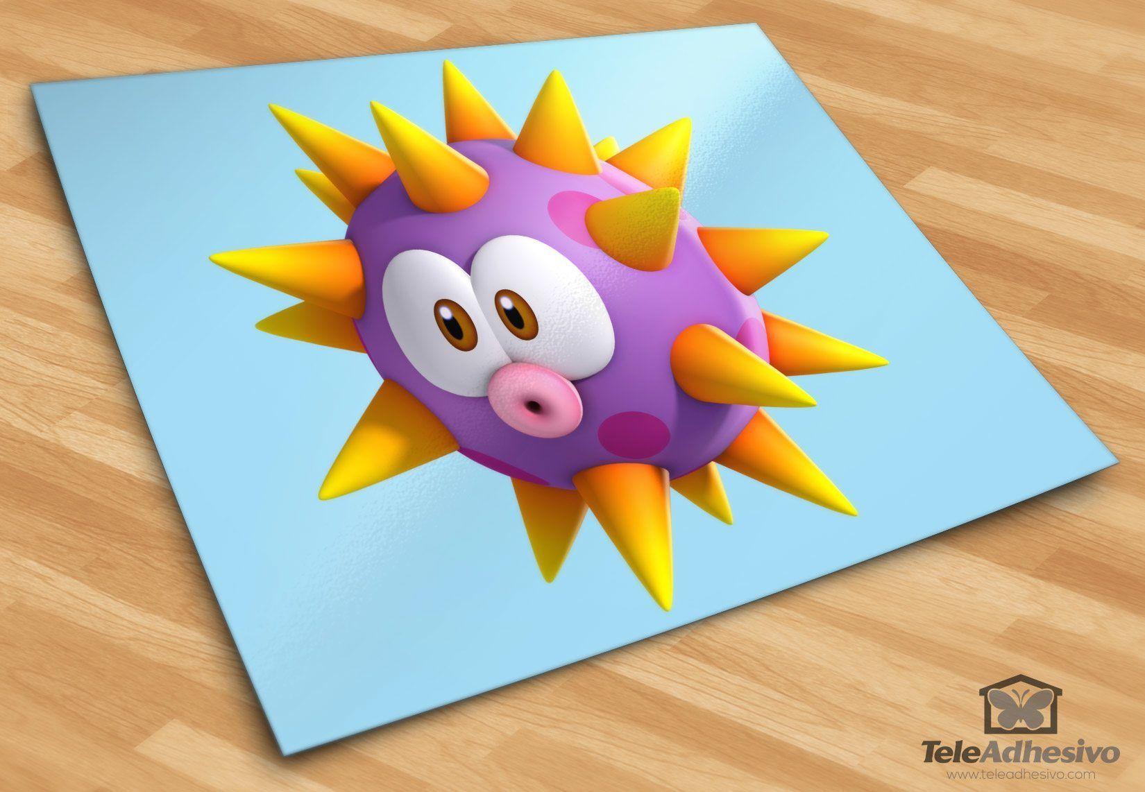 Stickers pour enfants: Erincho