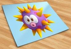 Stickers pour enfants: Erincho 5