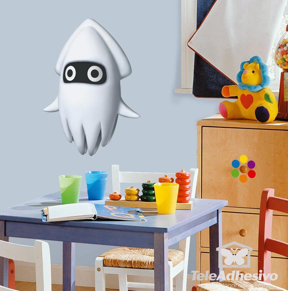 Stickers pour enfants: Blooper