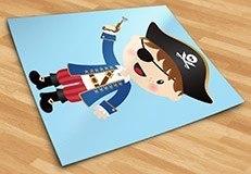 Stickers pour enfants: Le petit pistolet de pirate 5