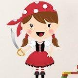 Stickers pour enfants: La petite épée de corsaire 3