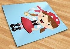 Stickers pour enfants: La petite épée de corsaire 5