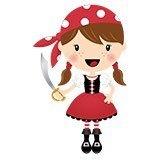 Stickers pour enfants: La petite épée de corsaire 6