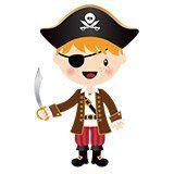 Stickers pour enfants: Le petit épée de pirate 6