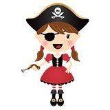 Stickers pour enfants: La petite pistolet de pirate 6