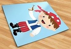 Stickers pour enfants: La petite pistolet de corsaire 5