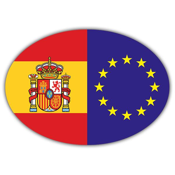 Resultado de imagen de drapeau europe espagne