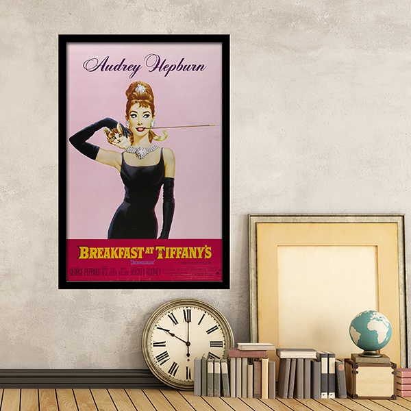 Stickers muraux: Breakfast at Tiffany´s
