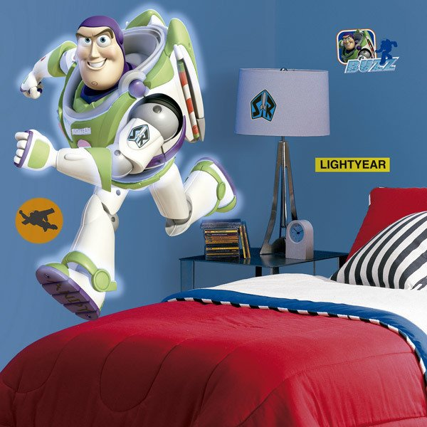 Stickers pour enfants: Grand Buzz Lightyear