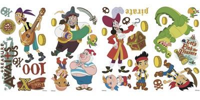 Stickers pour enfants: Jake et les Pirates du Pays imaginaire 3