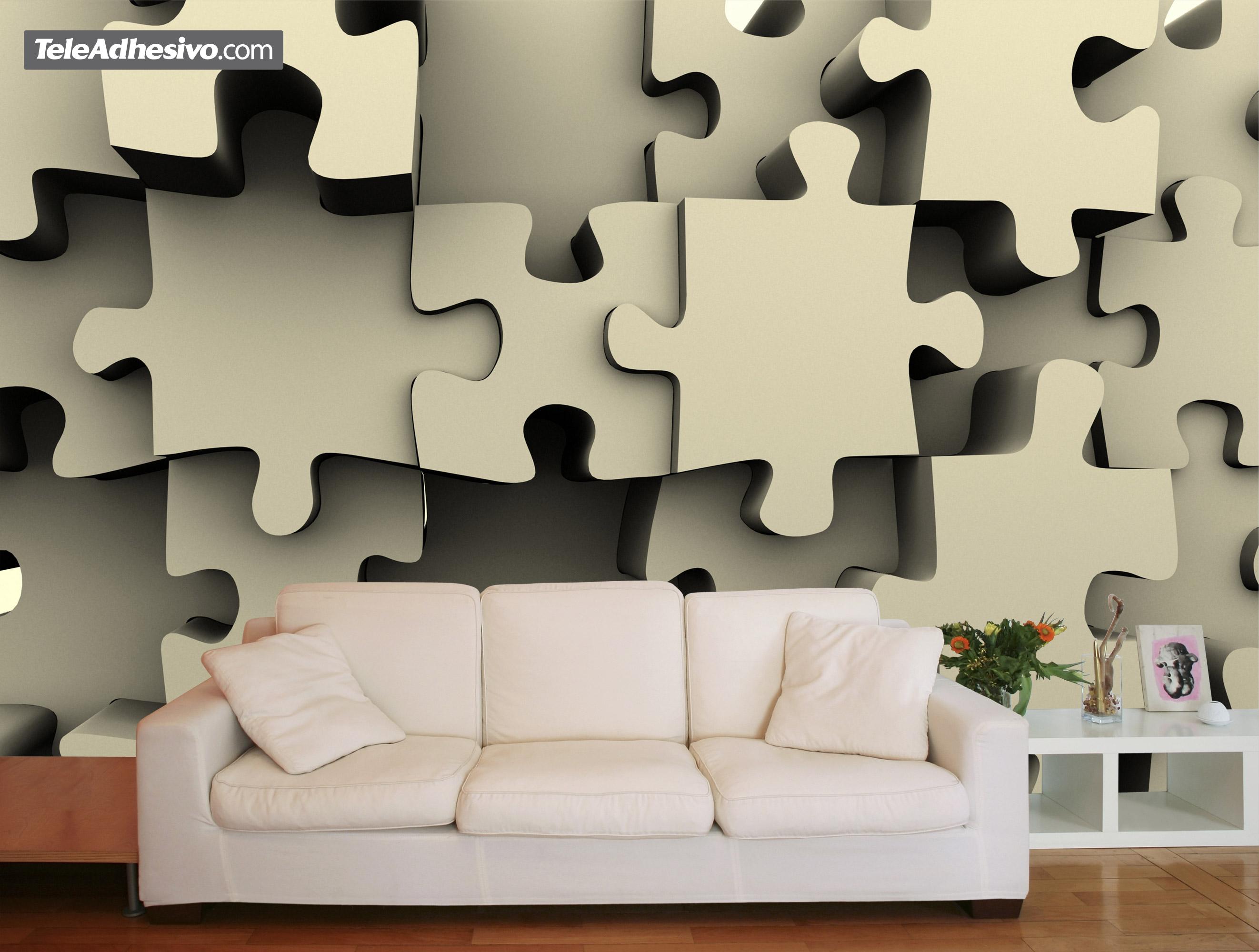 Puzzle cadre br