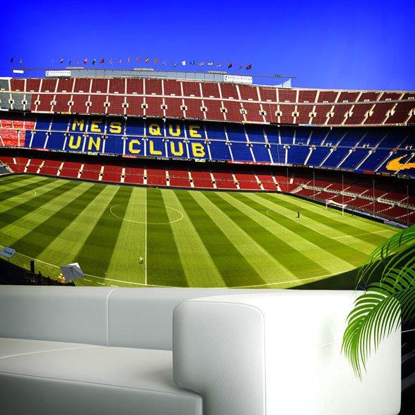 Poster Xxl Camp Nou Webstickersmurauxcom