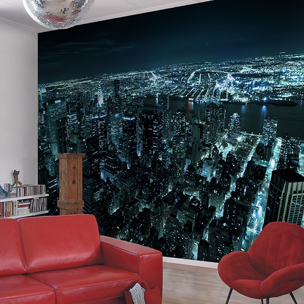 Poster xxl: Downtown Manhattan