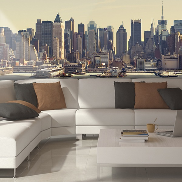 vue d 39 ensemble de new york. Black Bedroom Furniture Sets. Home Design Ideas