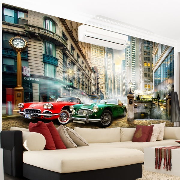 Poster xxl: Antique Convertibles