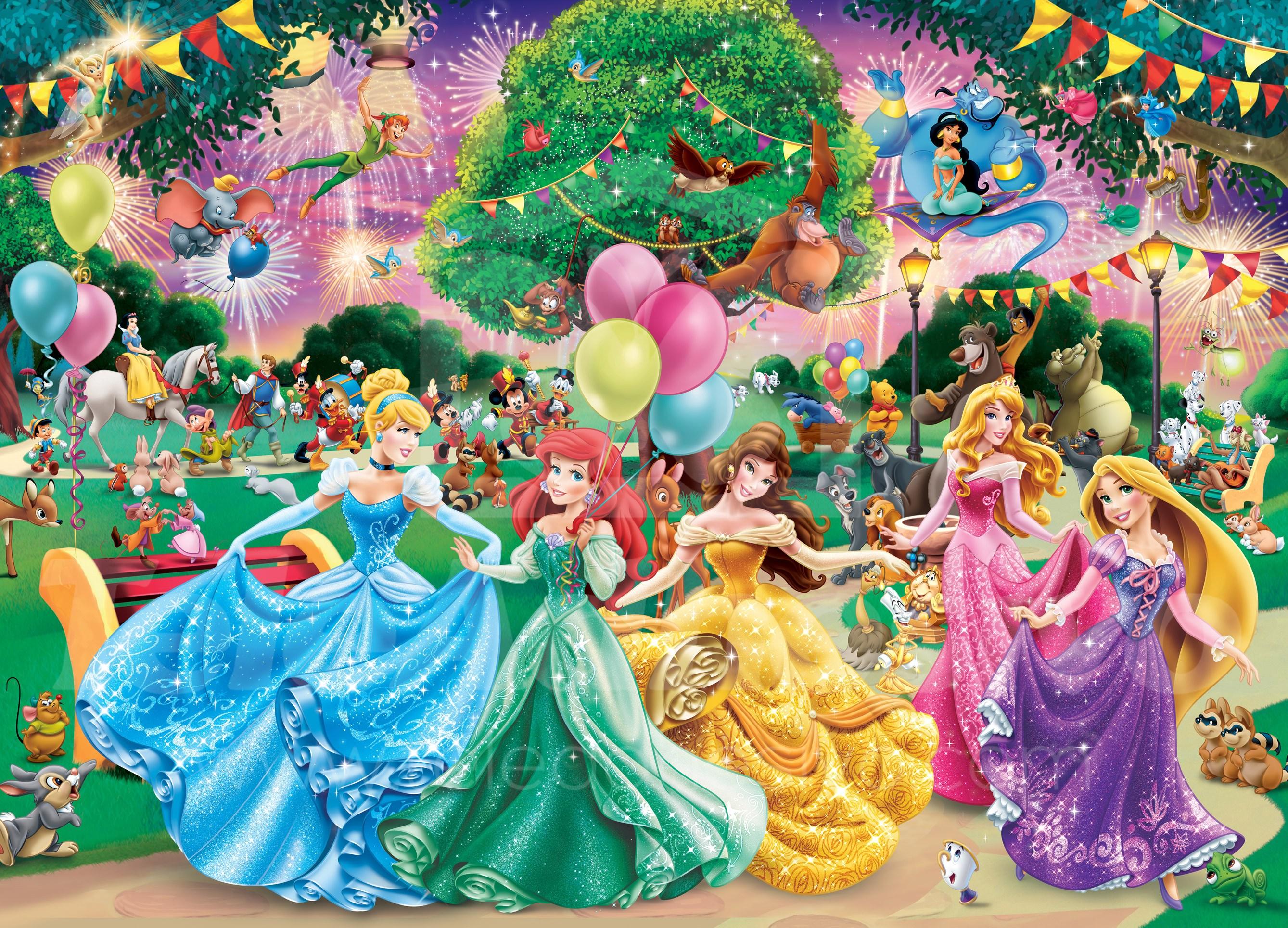 Papier peint vinyle: Princesse