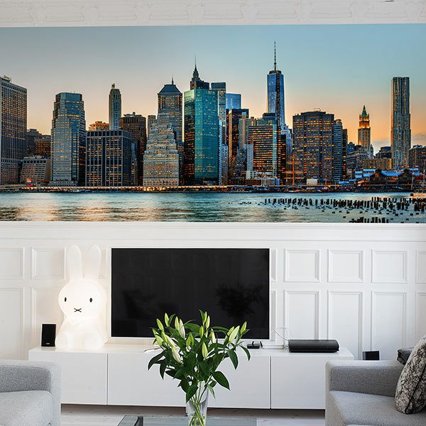 Poster xxl: Vue panoramique de New York
