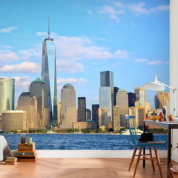 Poster xxl: Manhattan - One World Trade Center