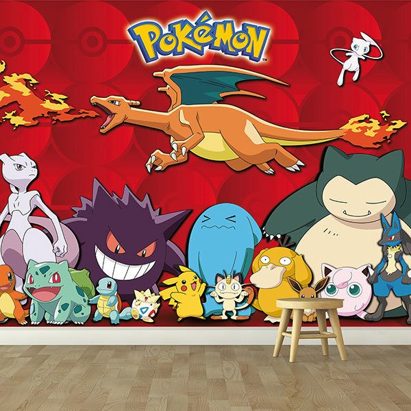 Poster xxl: Pokemon