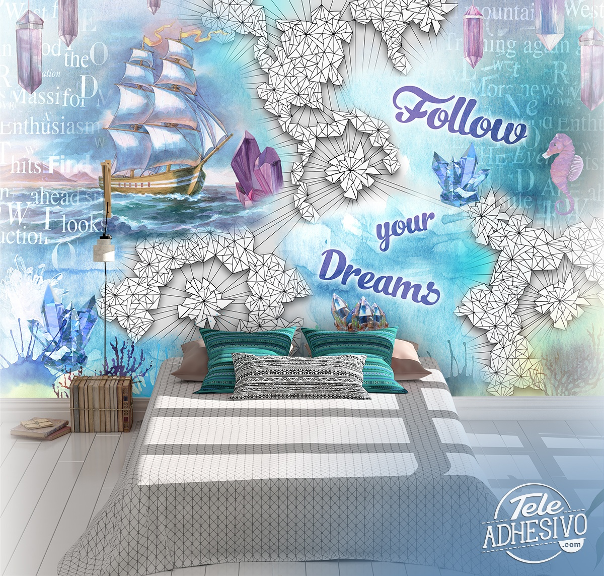 Poster xxl: Follow you dreams