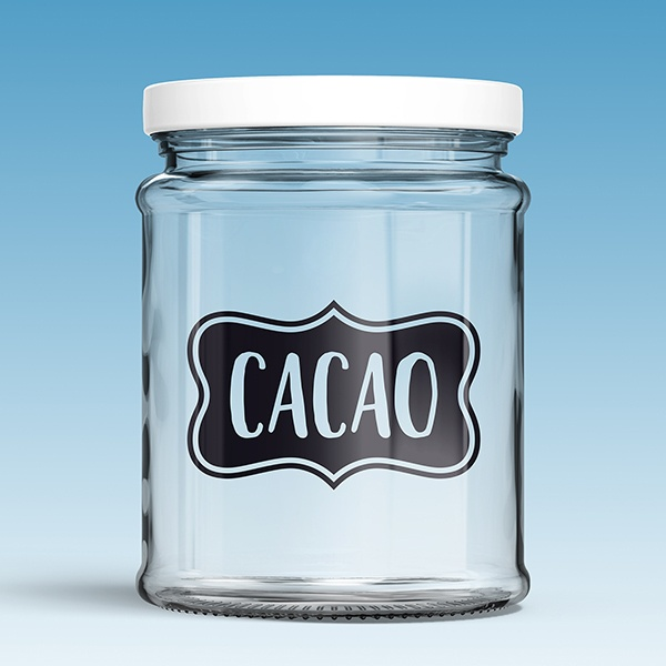 Stickers muraux: Cacao