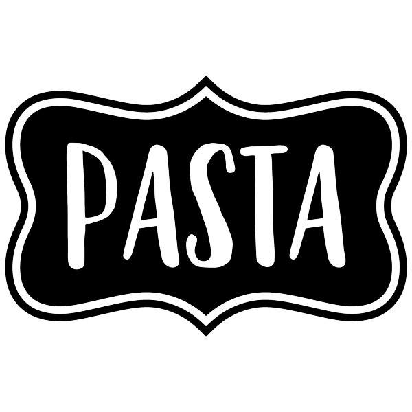 Stickers muraux: Pasta