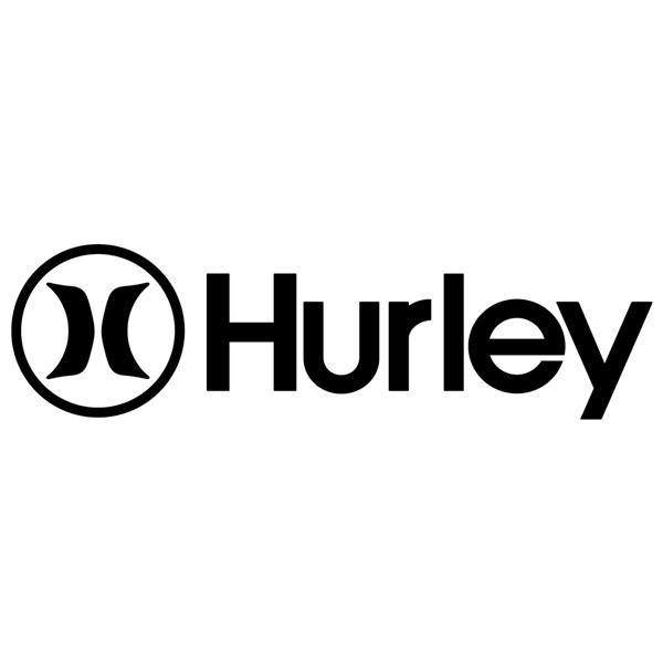 Autocollants: Hurley International