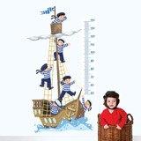 Stickers pour enfants: Bateau et apprentis 3