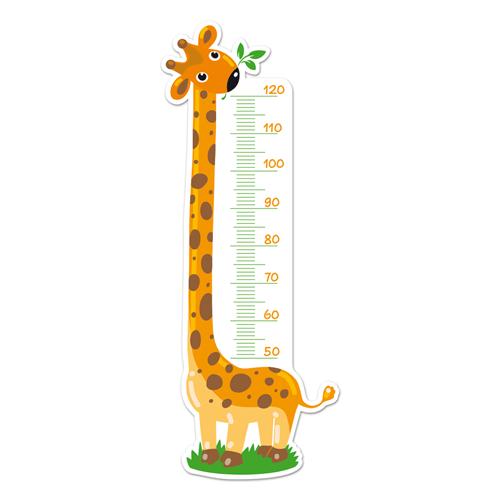 Stickers pour enfants: Mètres girafe 3