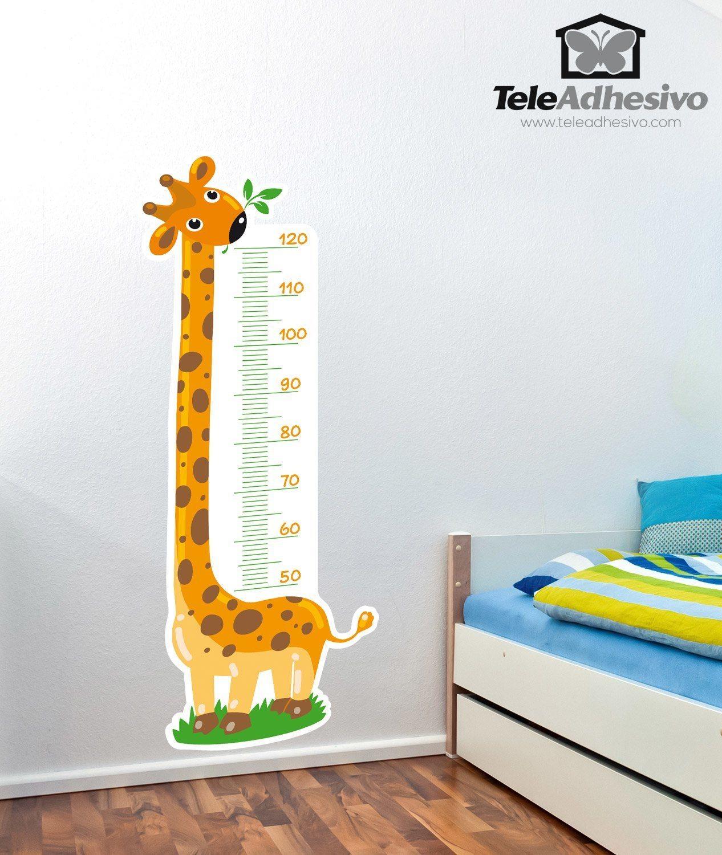 Winnie The Pooh Wall Sticker Stickers Pour Enfants M 232 Tres Girafe 3