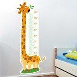 Stickers pour enfants: Mètres girafe 3 3