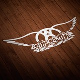 Autocollants: Aerosmith Rock Metal 2