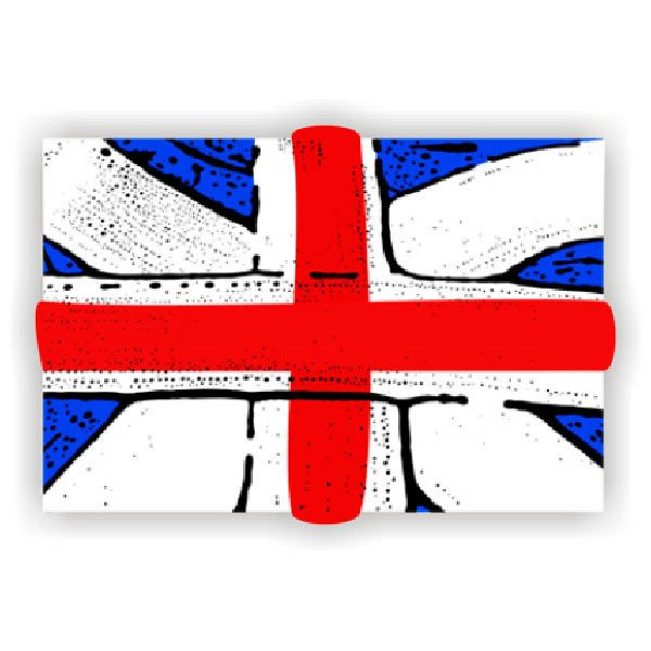 Stickers muraux: England