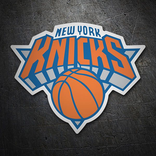 Autocollants: NBA - New York Knicks bouclier